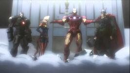 Avengers (Earth-101001)