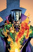 Avengers Forever Vol 1 8 Textless