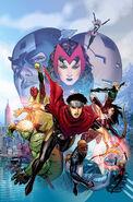 Avengers The Children's Crusade Vol 1 1 Textless