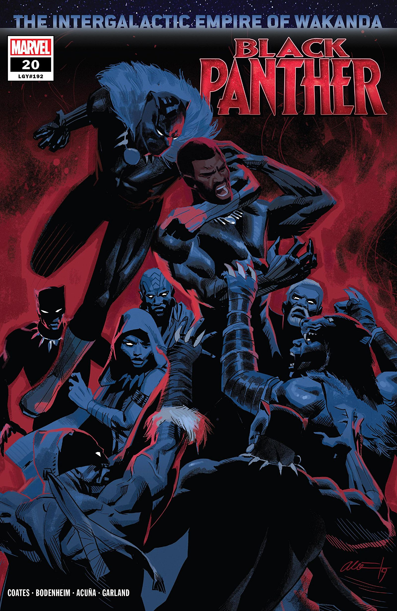 Black Panther Vol 7 20