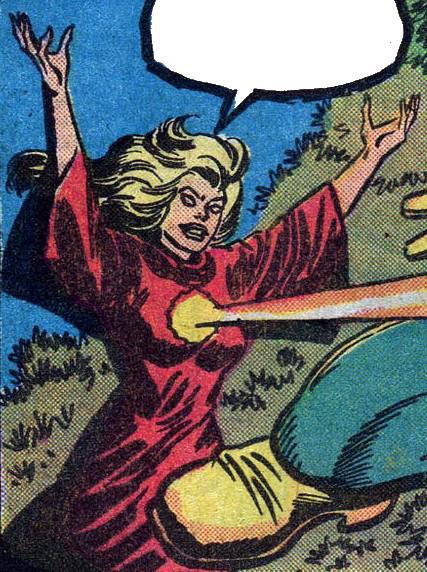 Bobby Sue Hollis (Earth-616)
