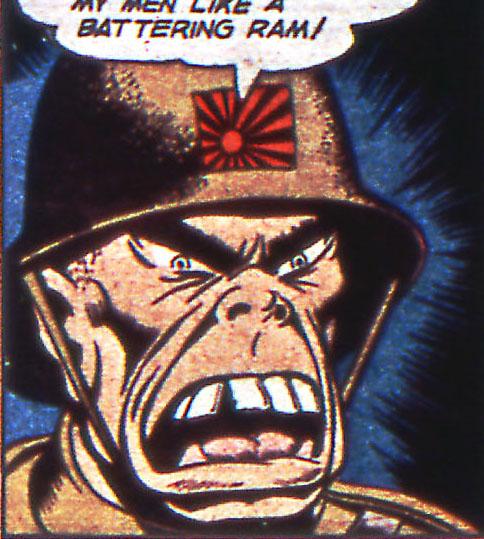 Captain Krashyu (Earth-616)