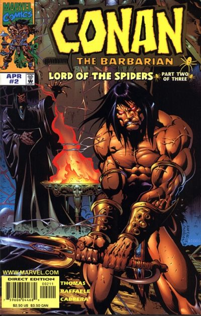 Conan: Lord of the Spiders Vol 1 2