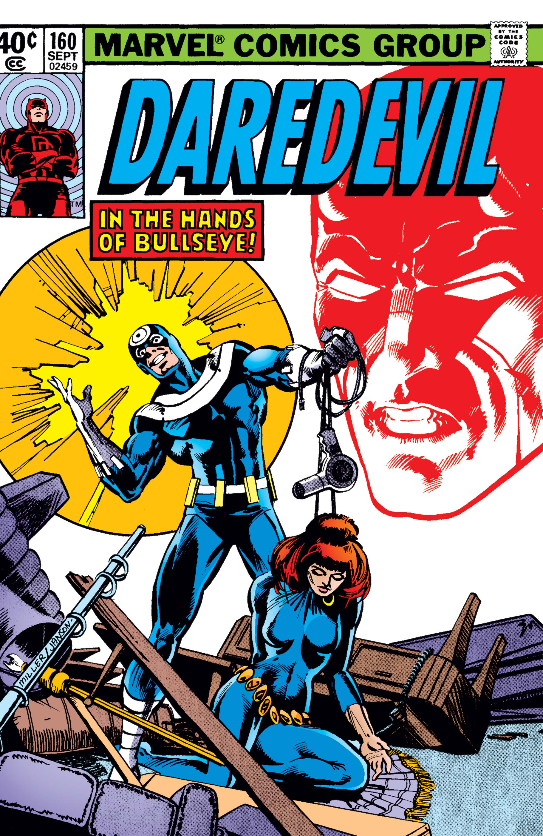 Daredevil Vol 1 160