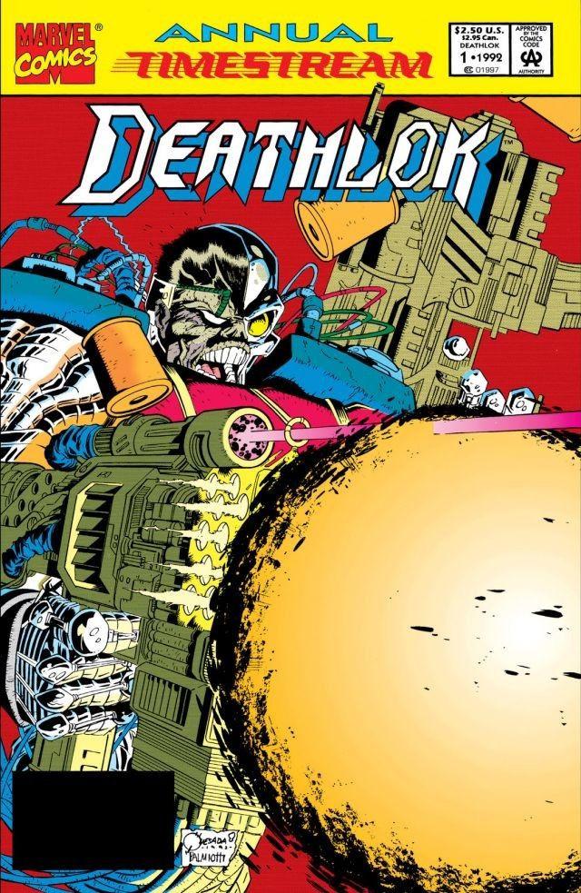Deathlok Annual Vol 2 1