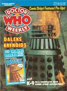 Doctor Who Weekly Vol 1 12