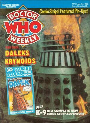 Doctor Who Weekly Vol 1 12.jpg