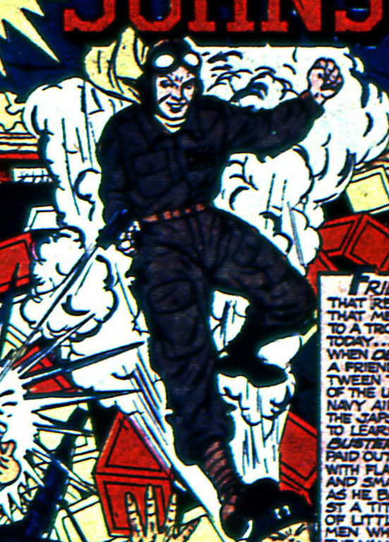 Doug Johnson (Earth-616)