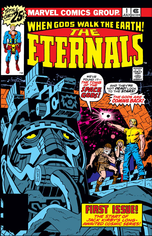 Eternals Vol 1