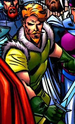 Fandral (Earth-982)/Gallery