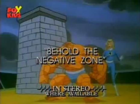 Fantastic Four (1994 animated series) Season 1 12