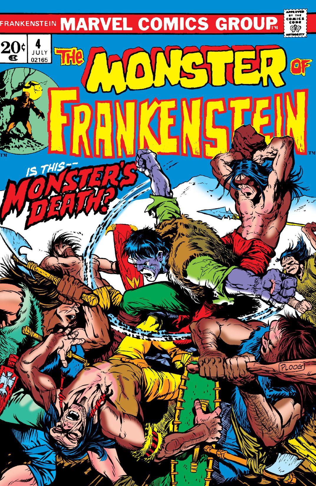 Frankenstein Vol 1 4