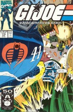 G.I. Joe: A Real American Hero Vol 1 115