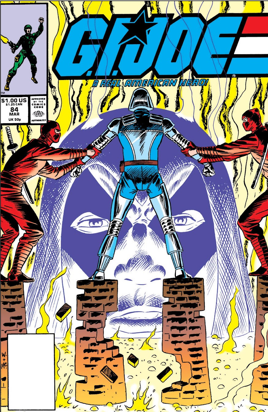 G.I. Joe: A Real American Hero Vol 1 84