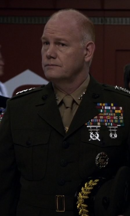 General Jacobs (Earth-199999)