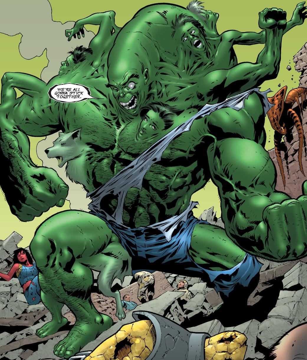Horde (Gammaworld) (Earth-616)
