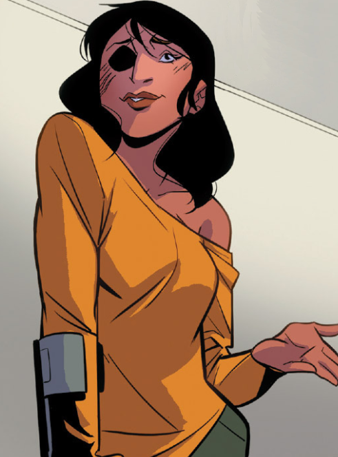 Imani Greene (Earth-616)