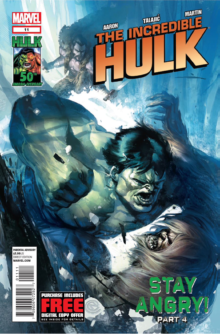 Incredible Hulk Vol 3 11