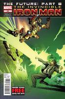 Invincible Iron Man Vol 1 526