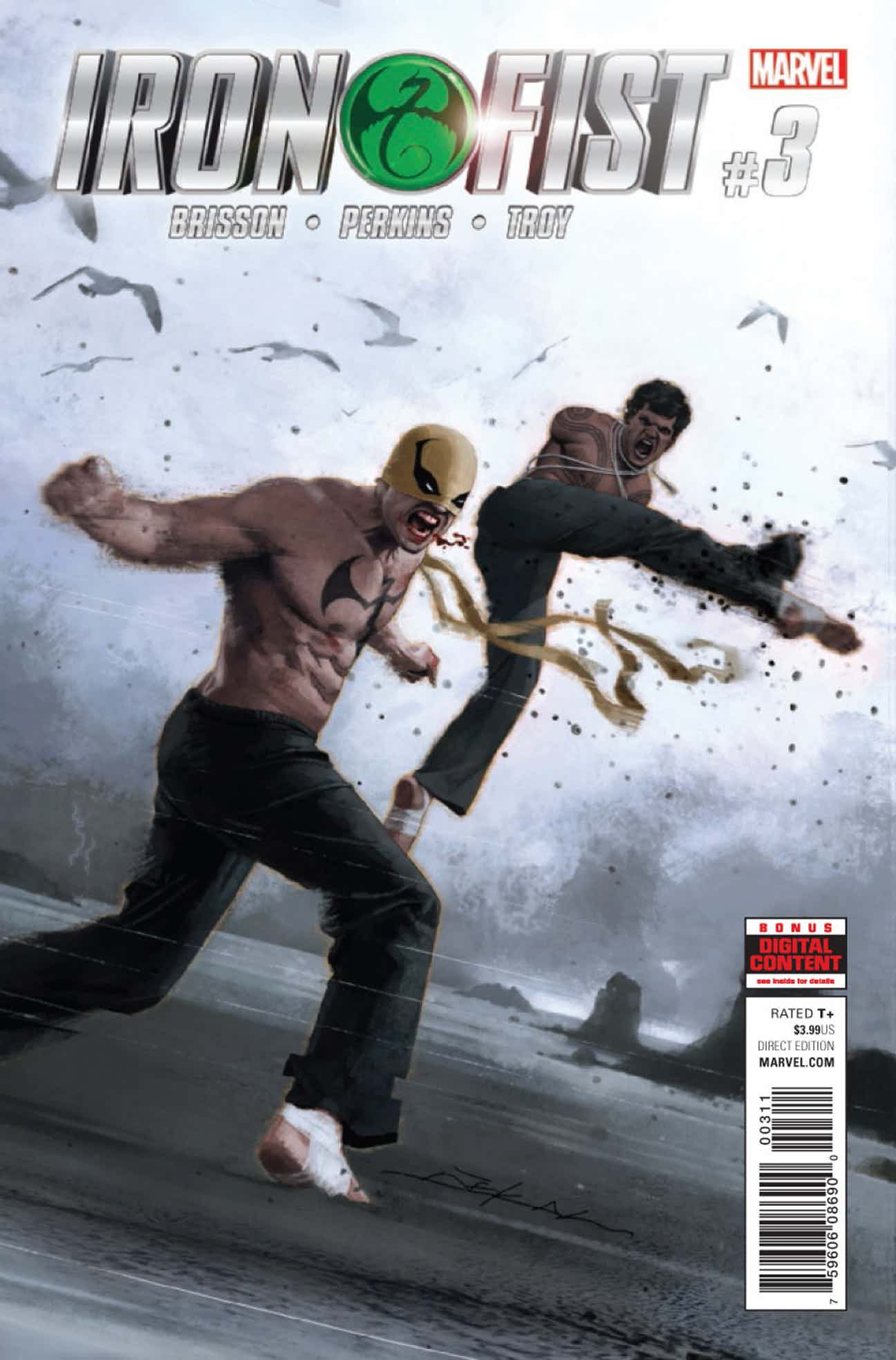 Iron Fist Vol 5 3