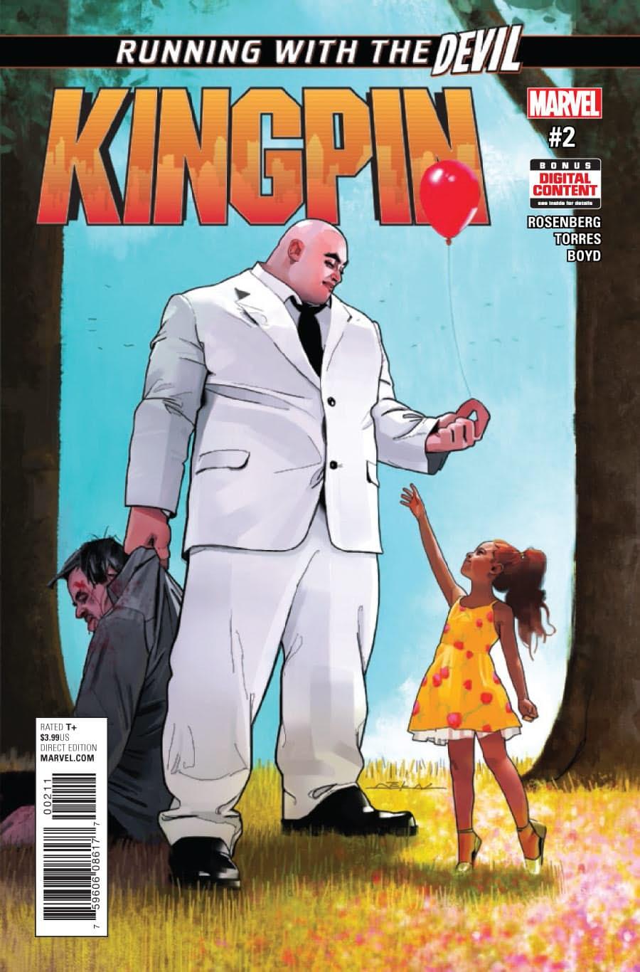 Kingpin Vol 3 2