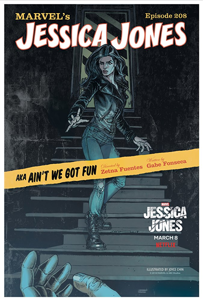 Marvel's Jessica Jones Season 2 8