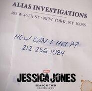 Marvel's Jessica Jones poster 005