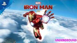 Marvel's Iron Man VR – Demo Gameplay PlayStation Underground