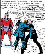 Max Eisenhardt (Earth-616) from X-Men Vol 1 4 002