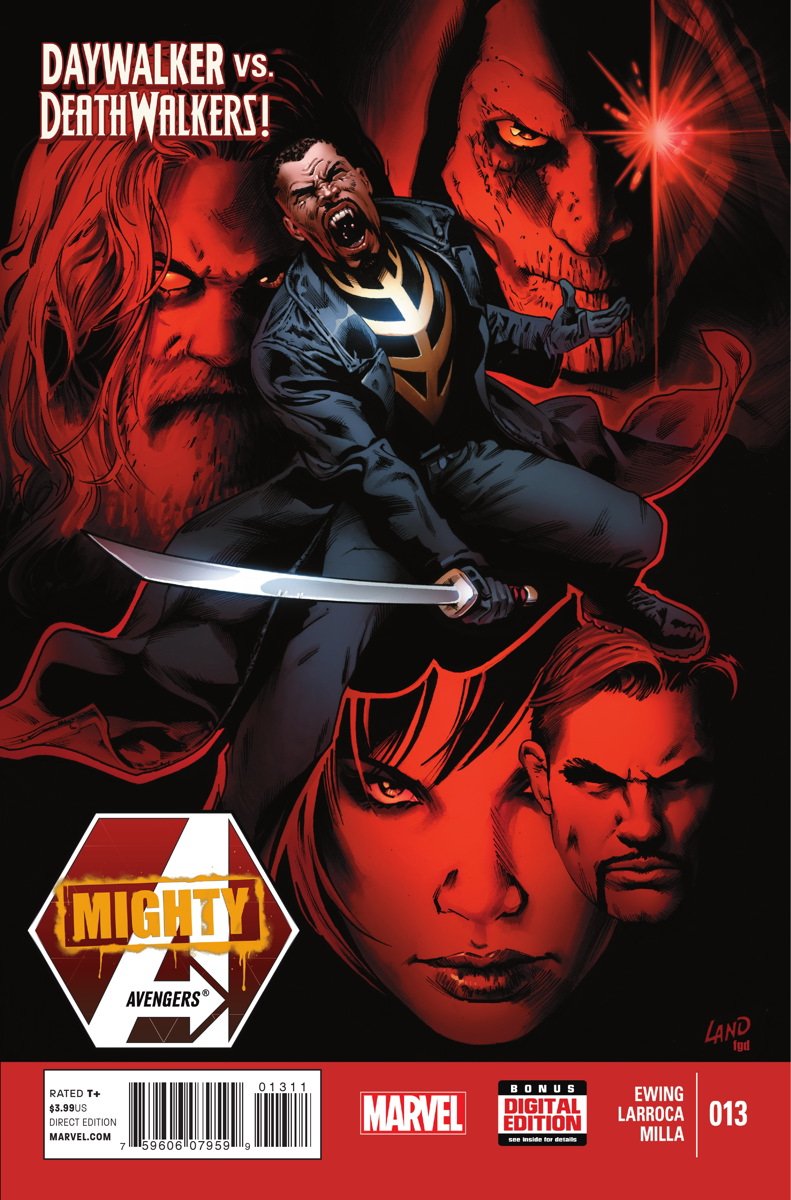 Mighty Avengers Vol 2 13
