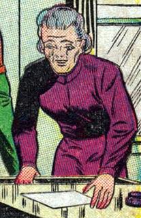 Molly Marone (Earth-616)
