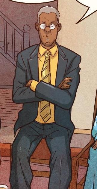 Mr. Hillman (Earth-616)