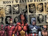 New Avengers Most Wanted Files Vol 1