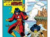 New Mutants Annual Vol 1 5