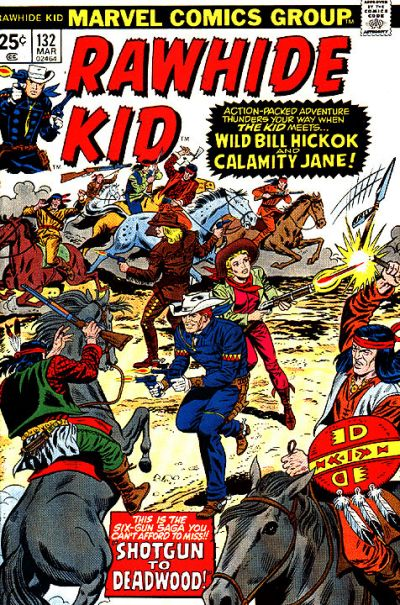 Rawhide Kid Vol 1 132