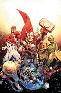 Secret Avengers Vol 1 26 Textless