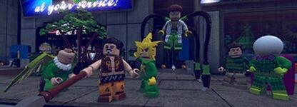 Sinister Six (Earth-13122)
