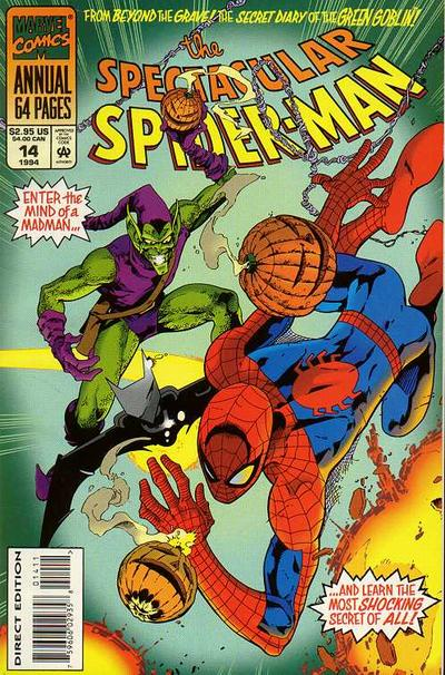 Spectacular Spider-Man Annual Vol 1 14