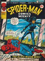 Spider-Man Comics Weekly Vol 1 110