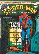 Spider-Man Comics Weekly Vol 1 91