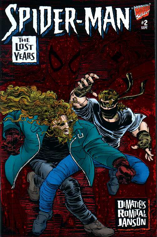 Spider-Man: The Lost Years Vol 1 2