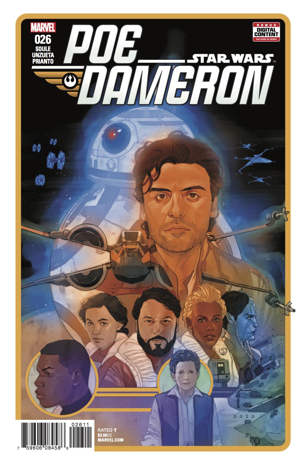Star Wars: Poe Dameron Vol 1 26