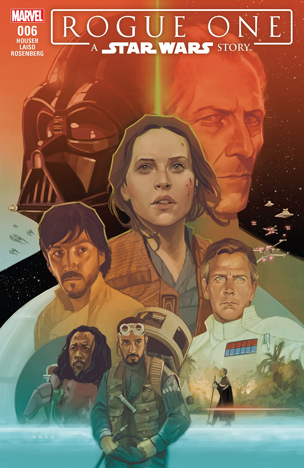 Star Wars: Rogue One Adaptation Vol 1 6