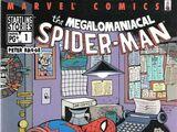 Startling Stories: Megalomaniacal Spider-Man Vol 1 1