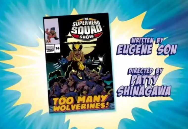 Super Hero Squad Show Season 2 12