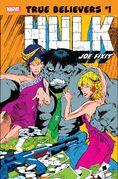 True Believers Hulk - Joe Fixit Vol 1 1