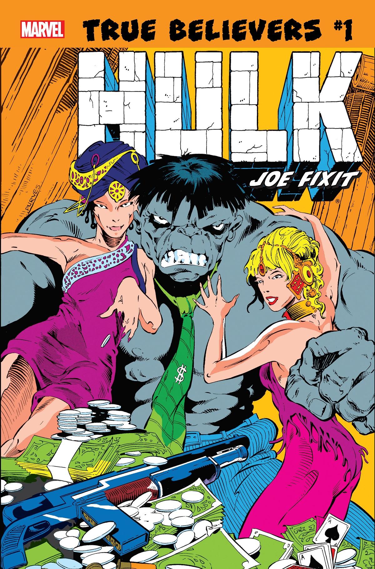 True Believers: Hulk - Joe Fixit Vol 1 1