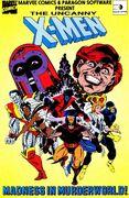 Uncanny X-Men Madness in Murderworld Vol 1 1