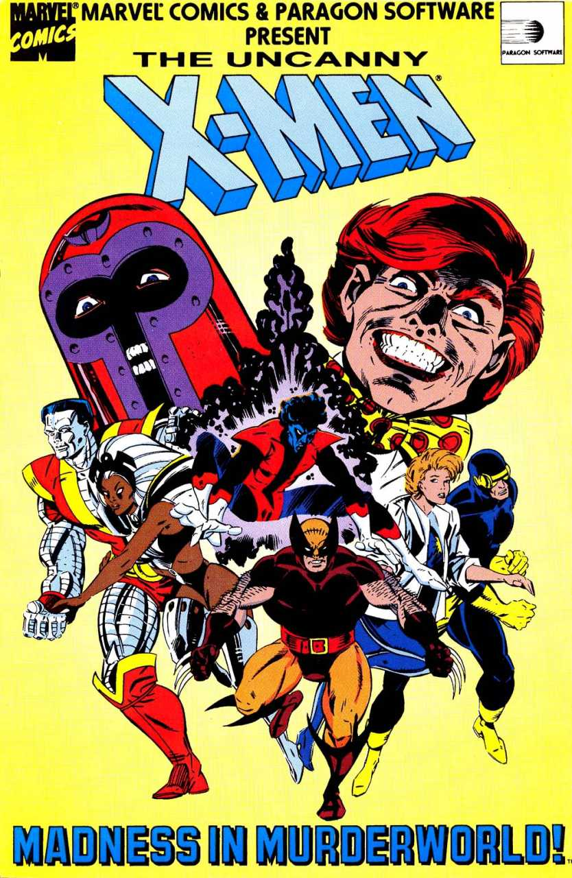 Uncanny X-Men: Madness in Murderworld Vol 1 1