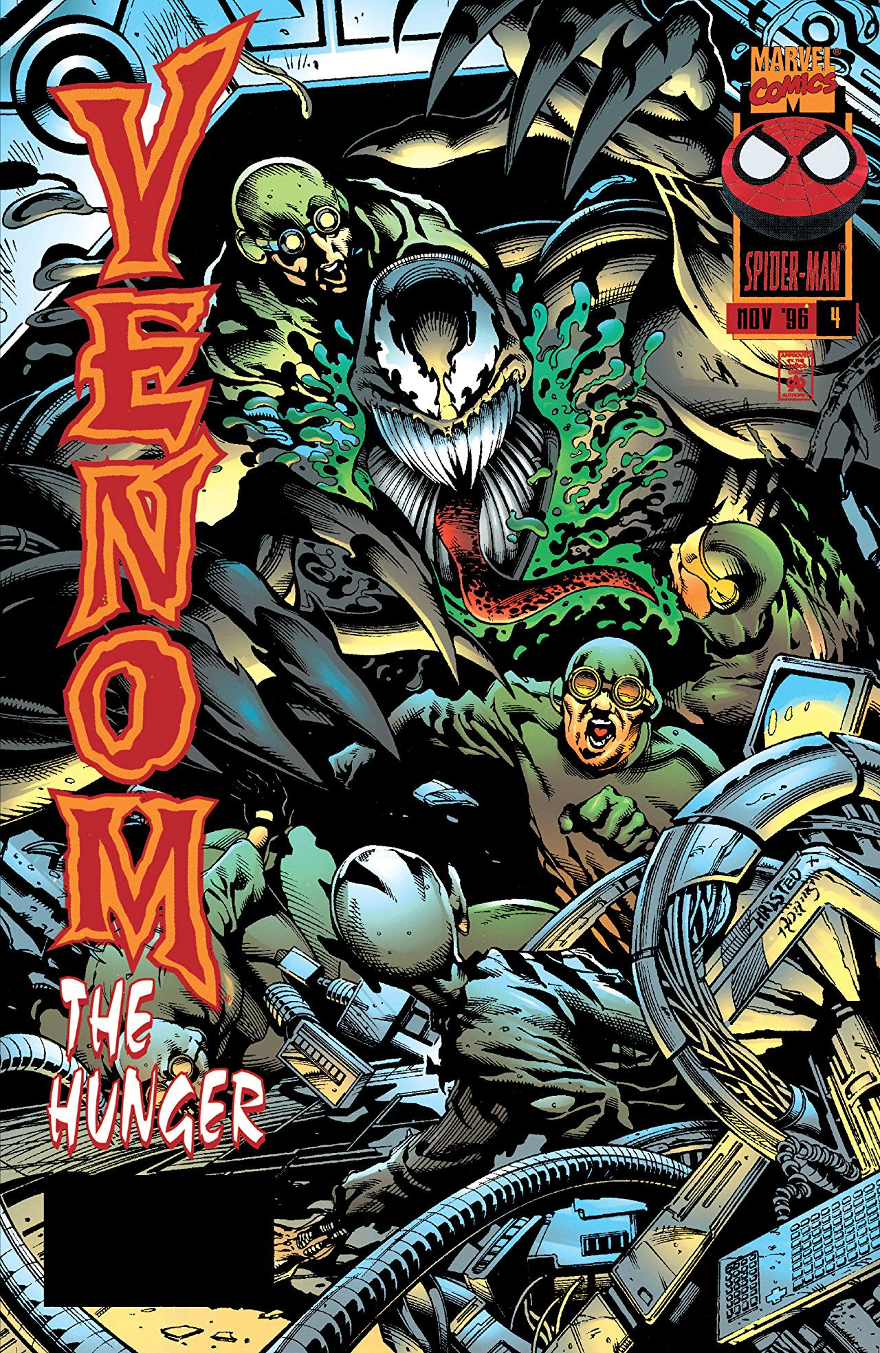 Venom: The Hunger Vol 1 4